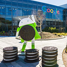 Tour the Google Campus