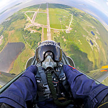 Fighter Pilot Experience