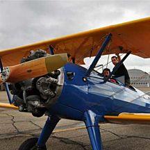 Fly a Biplane Near Minneapolis