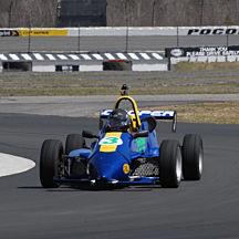Drive a Formula 2000 Car