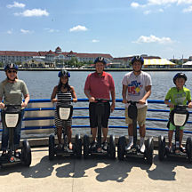 Ride a Segway in Sheboygan
