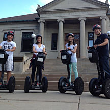 Ride a Segway in Appleton