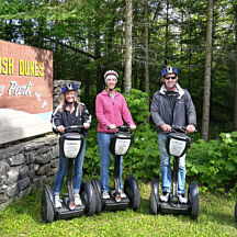 Ride a Segway in Door County