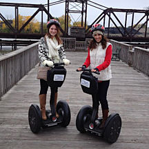 Ride a Segway in Green Bay