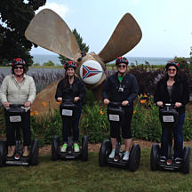 Ride a Segway in Manitowoc