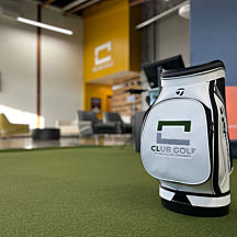 18 Hole Playing Lesson in TrackMan Golf Simulator