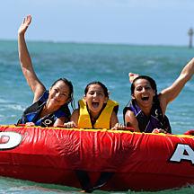 Tubing in Oahu