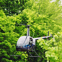 Helicopter Flight in Nashville