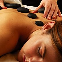 San Diego Hot Stone Massage