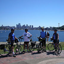 Bike Tour in Seattle
