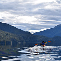 Kayaking Tour in Ketchikan