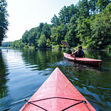 Kayak and Wine Tour near NYC