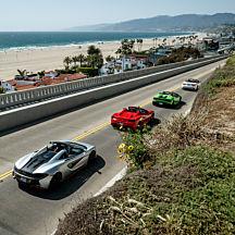 Supercar Tour through LA