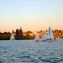Sailing Lessons on Lake Union