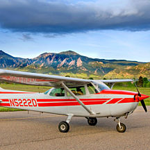 Learn to Fly Experience near Boulder