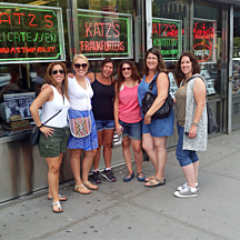 Lower East Side Food Tour in New York City, NY