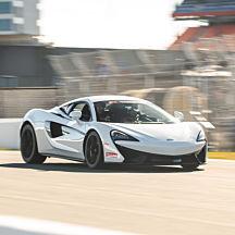 Drive a McLaren near Portland