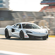 McLaren Driving Experience at Palm Beach International Raceway