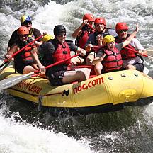 Raft the Ocoee