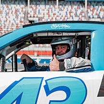 NASCAR Stock Car Ride Along in Nashville