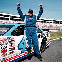 NASCAR Ride Along at Kansas Speedway
