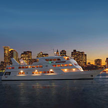 Gourmet Boston Dinner Cruise