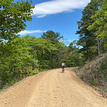Gravel Bike Tour in Arkansas