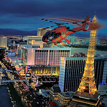 Las Vegas Strip Helicopter Tour in Las Vegas