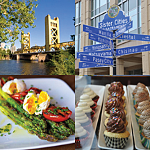 Sacramento Walking Food Tour in Sacramento