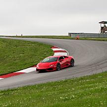 Drive a Lamborghini Huracan at Talladega Gran Prix Raceway