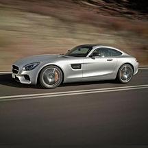 Race a Mercedes AMG GT S