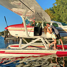 Romantic Seaplane Tour & Dinner in Florida