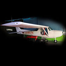 Fly a Cessna Flight Simulator near Tampa