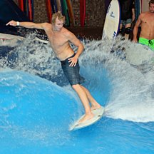 Indoor Surfing Experience near Boston