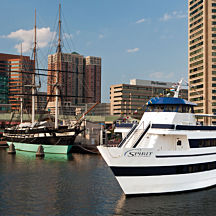 Cruise the Inner Harbor