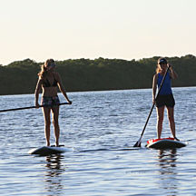 SUP Lesson in Tampa