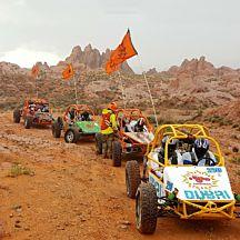 Dune Buggy Experience near Las Vegas