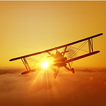 Biplane Sunset Sightseeing Tour in Florida
