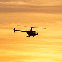 Sunset Helicopter Tour near Orlando