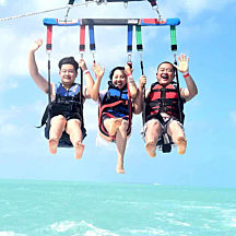 Parasail in Key West
