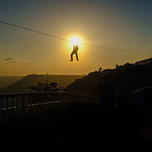 Sunset Zipline in North Carolina