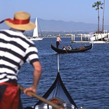 Romantic Gondola Cruise in Coronado, CA