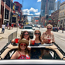 Guided Jeep Tour in Nashville, TN
