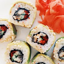 Host a Sushi Party in Los Angeles