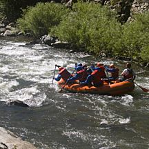 Whitewater Raft the Middle Ocoee in Nashville