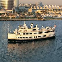Champagne Brunch Cruise in San Diego