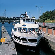 Seattle Locks Cruise in Seattle