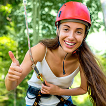 Ocoee Ziplining Adventure