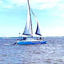 Private Catamaran Sailing Cruise in Fernandina Beach, FL