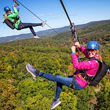 Ultimate Zipline Adventure
